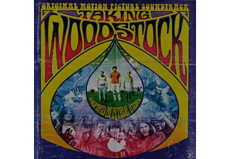 VARIOUS - Taking Woodstock [CD]