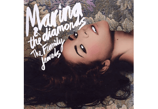 Marina And The Diamonds - The Family Jewels [CD]