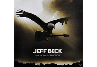 Jeff Beck - Emotion & Commotion [CD]