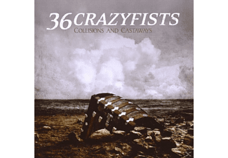36 Crazyfists - Collisions And Castaways - (CD)