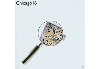Chicago - 16 (Expanded & Remastered) [CD]