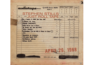 Stephen Stills - Just Roll Tape-April 26th 1968 [CD]