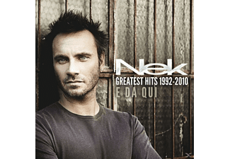 Nek - Greatest Hits 1992-2010 E Da Qui [CD]