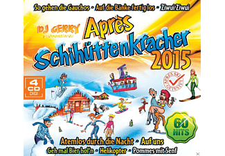VARIOUS - Après Schihüttenkracher 2015 - (CD)