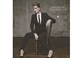 Amandine Bourgeois - Au Masculin - (CD)
