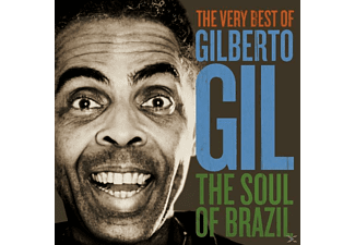 Gilberto Gil - Soul Of Brazil [CD]
