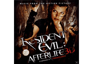 Ost / Tomandandy - Resident Evil-Afterlife - (CD)