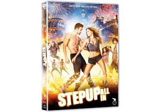 Step Up All In Drama DVD