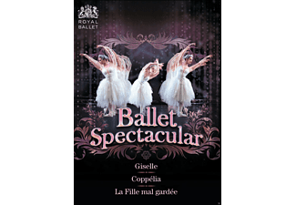 Orchestra Of The Royal Opera House - Ballet Spectacular [DVD]