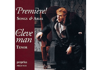 Lars Cleveman - Premiere! Songs & Arias - (CD)