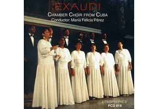 Exaudi Chamber Choir - Exaudi - (CD)
