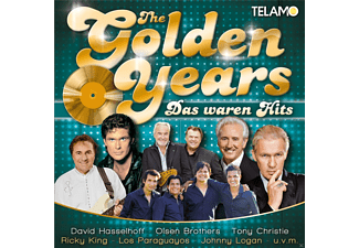 Various - The Golden Years, Das Waren Hits - (CD)
