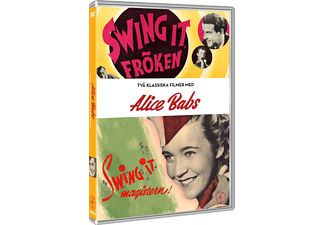 Alice Babs - Box Komedi DVD
