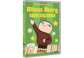 Alfons Åberg - Box Barn DVD