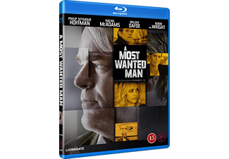 A Most Wanted Man Thriller Blu-ray
