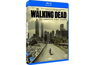 The Walking Dead S1 Thriller Blu-ray
