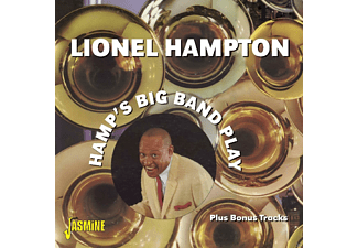 Lionel Hampton - Hamp's Big Band Play - (CD)