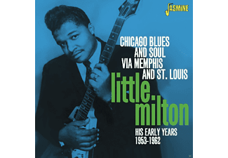 Little Milton - Chicago Blues & Soul [CD]