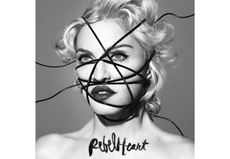 Madonna Rebel Heart CD
