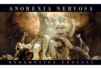 Anorexia Nervosa - Redemption Process (Re-Release) - (CD)