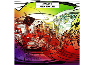 Sinclair John - Mohawk - (CD)