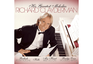 Richard Clayderman - His Greatest Melodies - (CD)