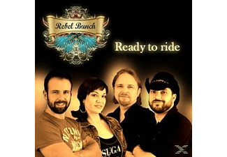 Rebel Bunch - Ready To Ride [CD]