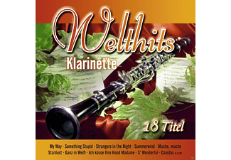 VARIOUS - Welthits - Klarinette - (CD)