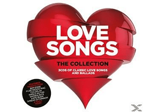 VARIOUS - Love Songs - The Collection [CD]