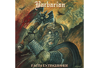Barbarian - Faith Extinguisher - (CD)