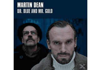 Martin Dean - Dr.Blue And Mr.Gold - (CD)