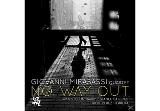 Giovanni Mirabassi, Harris, Renzi, Herrera - No Way Out - (CD)