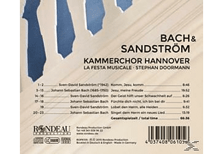 Kammerchor Hannover, Doormann - Motetten - (CD)
