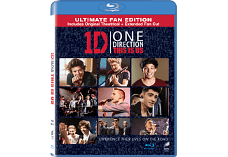 One Direction: This is Us Dokumentär Blu-ray