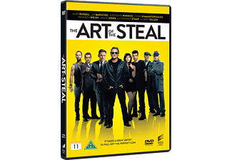 The Art of the Steal Komedi DVD