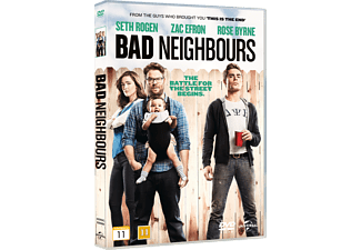 Bad Neighbours Komedi DVD