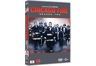 Chicago Fire S2 Drama DVD