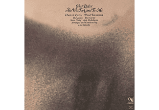 Chet Baker - She Was Too Good To Me - (Vinyl)