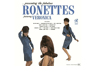The Ronettes - Presenting The Fabulous.. - (Vinyl)