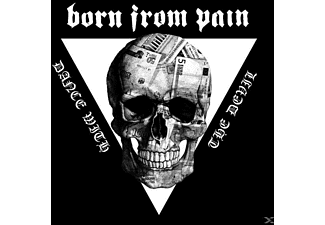 Born From Pain - Dance With The Devil (Ltd.Vinyl) [Vinyl]