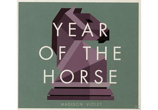 Madison Violet - Year Of The Horse - (CD)