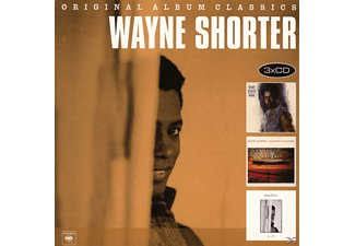 Wayne Shorter - Original Album Classics [CD]