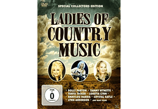 VARIOUS - Lady Of Country Music - (DVD)