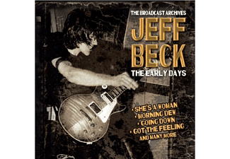 Jeff Beck - The Early Years - (DVD)