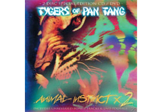 Tygers Of Pan Tang - Animal Instinct 2 - (DVD)