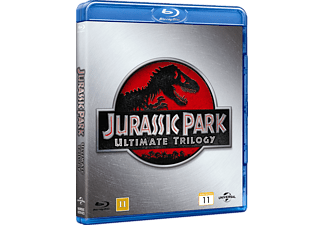 Jurassic Park 1-3 Action Blu-ray