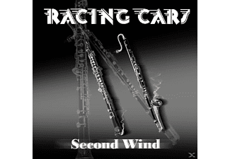 Racing Cars - Second Wind - (CD)