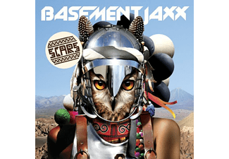 Basement Jaxx - Scars - (CD)