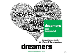 VARIOUS, SIN PLOMO & S.JACOBSEN - Dreamers: A Musical House Journey - (CD)