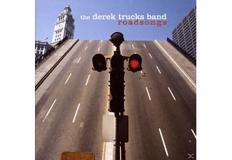 The Derek Trucks Band - Roadsongs - (CD)